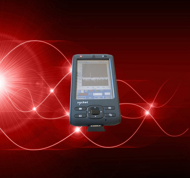 THM1176 development – Spectral analysis in the palm of your hand