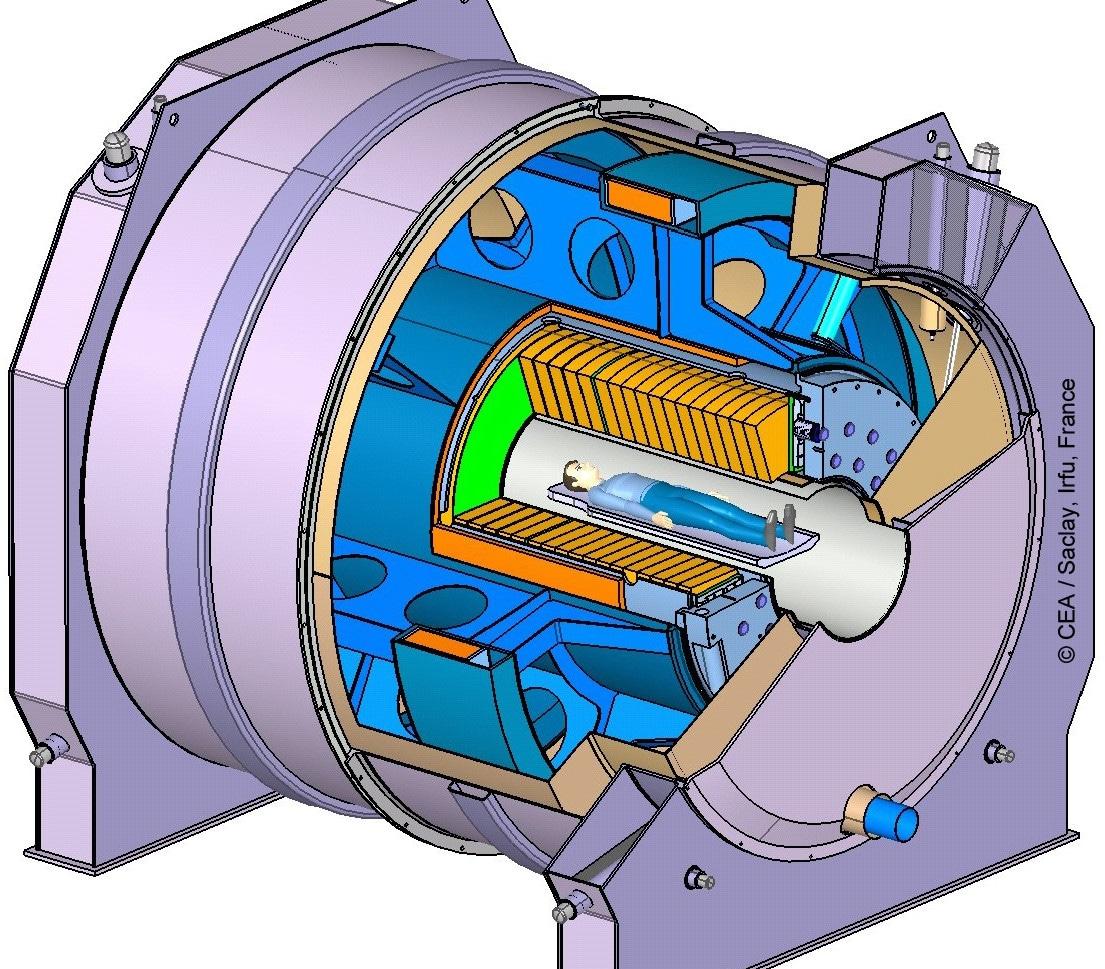 NeuroSpin pushes back the limits of MRI - Metrolab