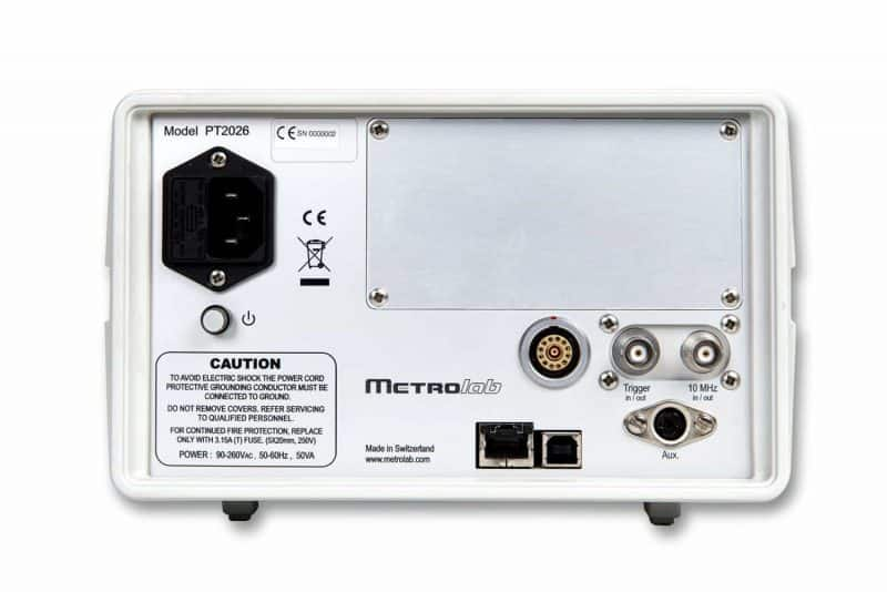 PT2026 firmware upgrade