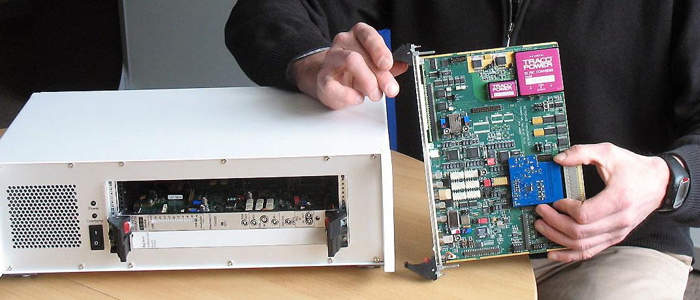 Fast Digital Integrator – From board to instrument