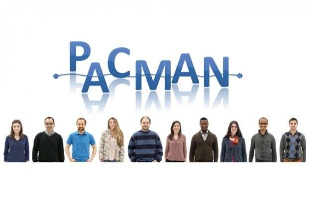 PACMAN swallows Metrolab