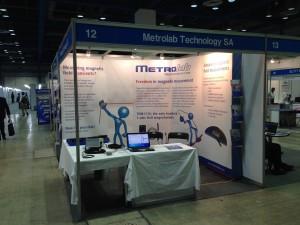 Metrolab Stand MT24 2015 Seoul