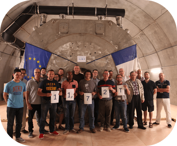 How the CEA/Irfu developed Iseult; the gigantic 11.7 T MRI magnet! A discussion with Lionel Quettier