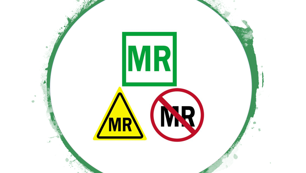 Overview of MR Interactions and Standard Test Methods to be used in MRI environment