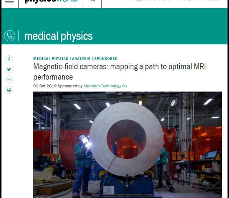 Magnetic-field cameras: mapping a path to optimal MRI performance