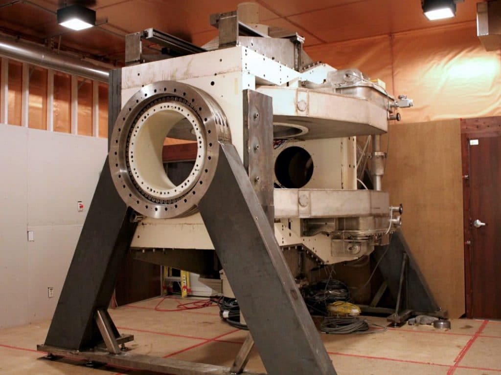 Linac MRI Hybrid prototype